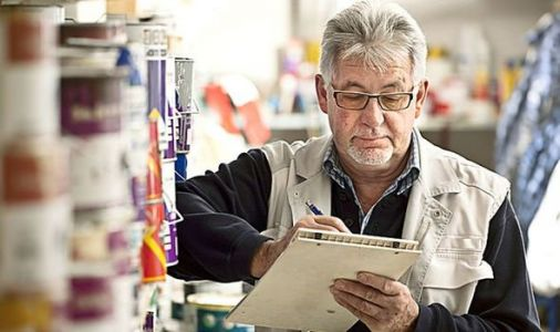 1 in 3 workers to hold jobs into their SEVENTIES