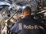 Rolls-Royce in £1 share offer as it raises crisis cash
