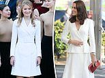 The New Kate Middleton? How Princess Elisabeth is modeling herself after the Duchess of Cambridge