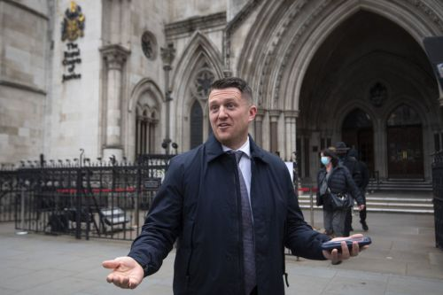 Tommy Robinson complains he's 'bankrupt' as he faces £500,000 court bill