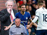 Gordon Taylor sees himself as a street fighter but he's finally been outflanked by players