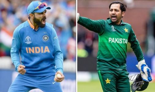 India vs Pakistan LIVE stream: How to watch Cricket World Cup clash online