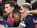 Reims 0-2 PSG: Mauro Icardi gets two as Neymar goal drought continues