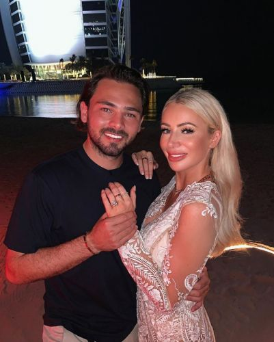 Newly-engaged Olivia Attwood reveals fiance Bradley Dack hates her 'p****d and lairy' fights on Towie and refuses to join the show