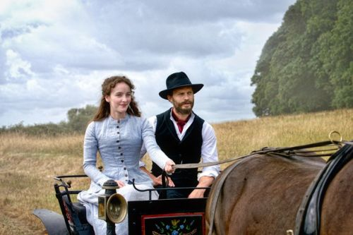 Meet the cast for Death and Nightingales