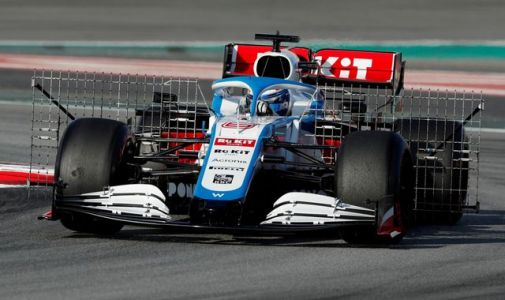 Williams F1 team puts sale plan on starting grid