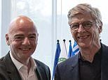 Ex-Arsenal boss Arsene Wenger appointed FIFA's new chief of global football development