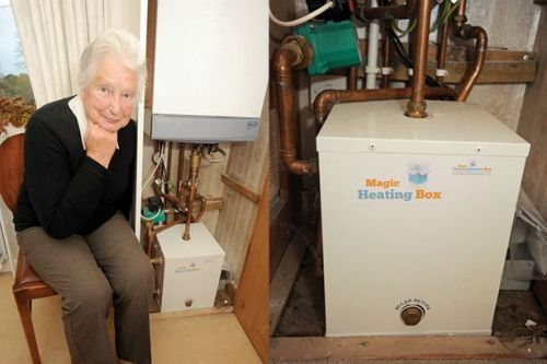 Judge reader refunded £6000 after 'money-saving' magic heating box ordeal