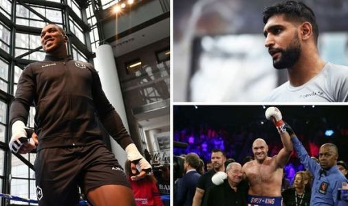 Boxing news: Anthony Joshua advised by Mike Tyson, Fury rips Whyte, Khan vs Pacquiao twist