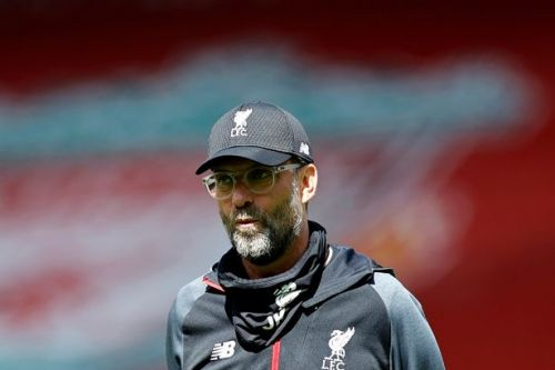 """Klopp says kids will give Reds """"beautiful"""" future as perfect home record falls"""