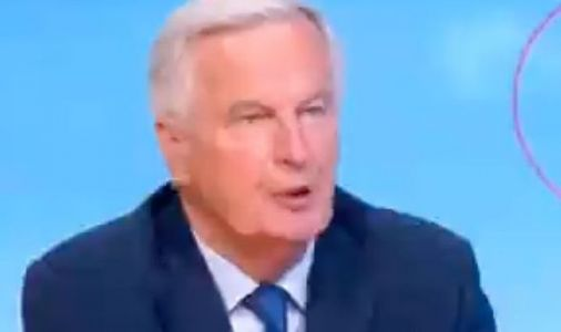 Taking back control! Barnier offers French citizens vote to 'regain our legal sovereignty'