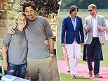 Prince Harry's close friend Nacho Figueras says 'we are all scared to say what we really think'