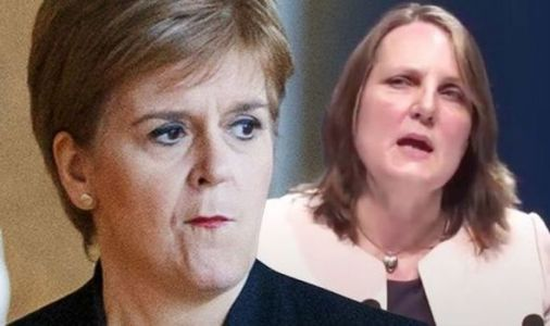 Nicola Sturgeon told to step down as SNP ordered to ditch 'ridiculous' plot to rejoin EU