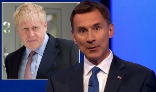 Hunt throws down gauntlet to Boris Johnson on Brexit during TV debate - 'Where is Boris?'