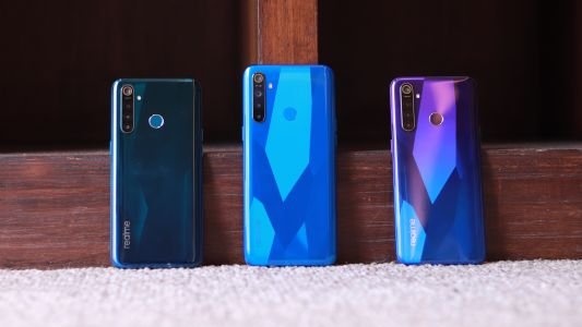 Realme 5 and Realme 5 Pro with quad cameras launched in India