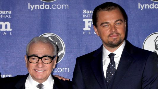 Apple is making a movie with Martin Scorsese and Leonardo DiCaprio