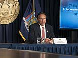 Andrew Cuomo is charged with forcibly touching aide who claimed he groped her breast