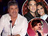 X Factor 2018 panel revealed: Louis Tomlinson, Robbie Williams and wife Ayda Field