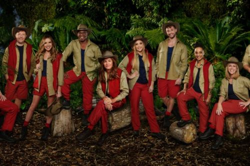 Kate Garraway can't stop screaming as she takes on first I'm A Celeb Bushtucker trial