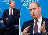 Prince William blames the stiff upper lip mentality of the WAR for today's mental health problems