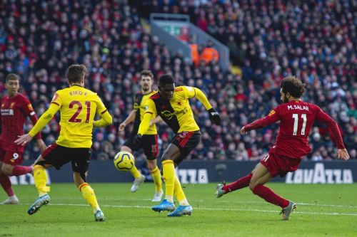 Video: Watch the goals and highlights from Liverpool 2-0 Watford
