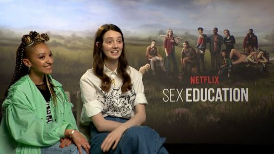 Sex Education Series 2 Cast Reflect On The Huge Impact And Success Of First Season