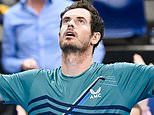 Andy Murray battles pastFrances Tiafoe to reach the European Open second round