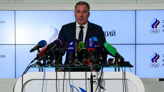 Russia complains of 'hysteria' after international sport ban