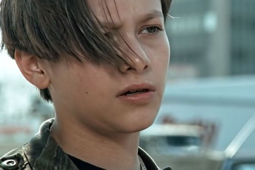 Edward Furlong is back as John Connor in Terminator Dark Fate