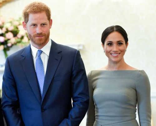Meghan Markle's First Public Speech Post-Exit Was About Calling Out Power
