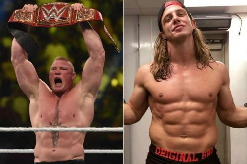 Surprise WWE superstar reveals his plan to RETIRE Brock Lesnar