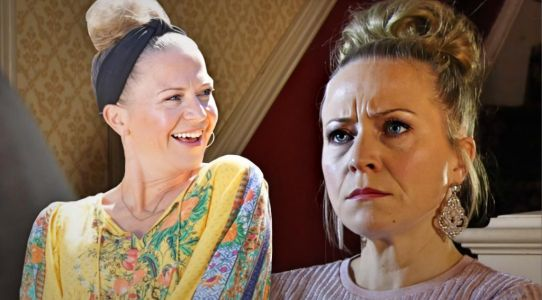 EastEnders star Kellie Bright reveals she's 'worried' about what the future holds for Linda Carter