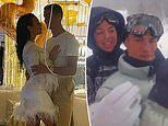Cristiano Ronaldo flouts Covid rules to take girlfriend Georgina on a trip for her 27th birthday