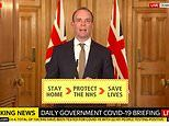 Coronavirus: Dominic Raab unveils £75m repatriation plan