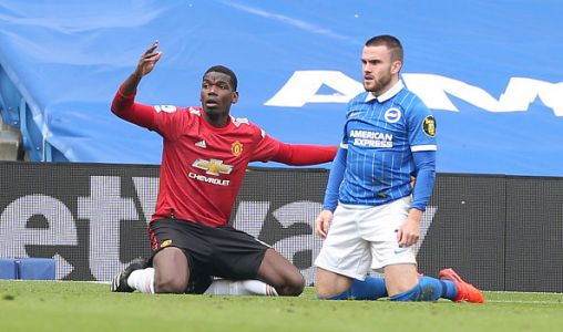 Rio Ferdinand explains why penalty for Paul Pogba challenge should have stood in narrow Manchester United win over Brighton