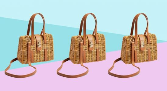 7 Stylish Straw Bags For Summer