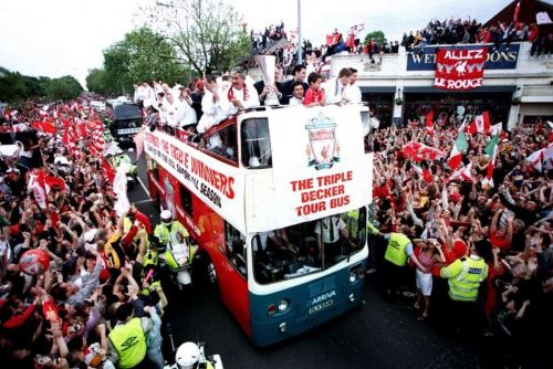 Liverpool's 80 days of heaven as Reds secure remarkable cup treble