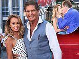 David Hasselhoff gushes over wedding plans to marry Hayley Roberts