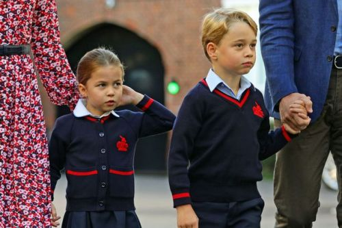 Kate and William to break royal tradition to protect Prince George's happiness