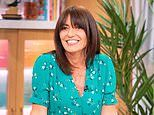 The ex-wife of Davina McCall's hairdresser boyfriend Michael Douglas is in tears over their romance