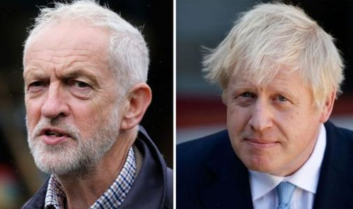 Brexit saved? Boris soars in the polls with massive 12 point lead over Corbyn's Labour
