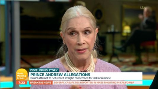 Lady Colin Campbell makes horrific claims that 'underage sex workers doesn't count as paedophilia'