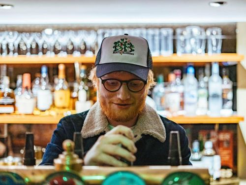 Ed Sheeran's Notting Hill Restaurant Is Deeply Weird From Start to Finish