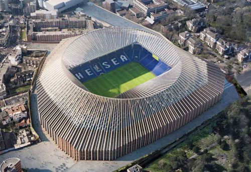 "Chelsea release ""club statement"" on Stamford Bridge expansion plans"
