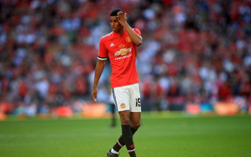 Marcus Rashford has lost his spark under Jose Mourinho's management