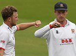 Eddie Byrom's half century gives Somerset hope but Essex strike first blows in Bob Willis trophy