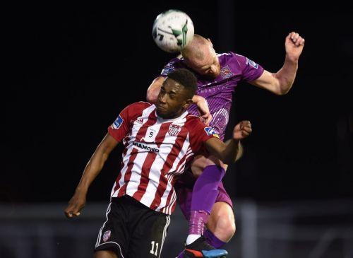 Derry City 2 Dundalk FC 2: close match-up sees Lilywhites' lead shattered by Darren McCauley in the closing minutes