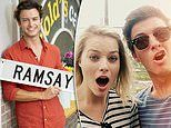 Hollywood A-lister Margot Robbie's brother Cameron follows in her footsteps by heading to Neighbours