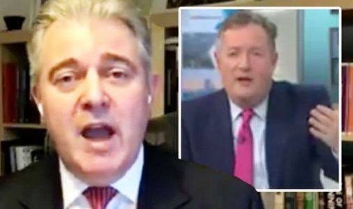 Piers Morgan skewers Lewis as he fails to explain COVID death rate: 'Avoiding question!'