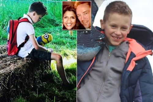Simon Thomas thanks new girlfriend Derrina Jebb for bringing son 'back to life' after wife's death
